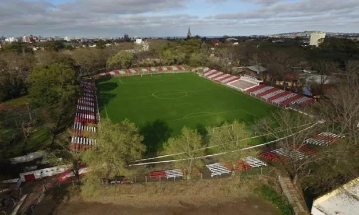 Parque Federico Omar Saroldi