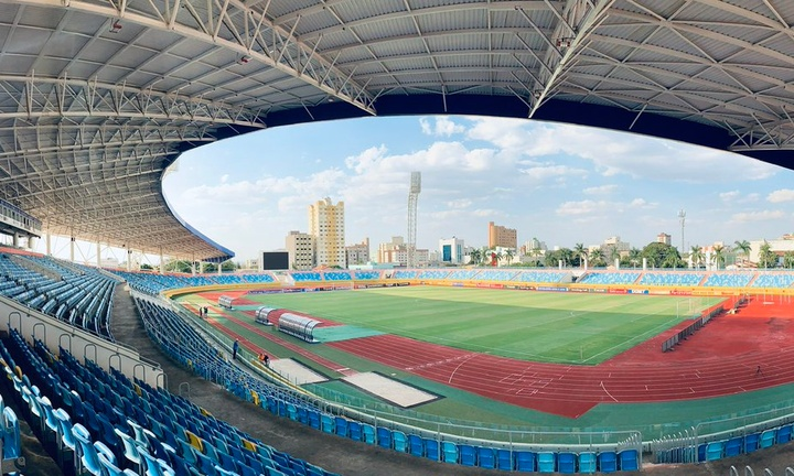 Estadio Olímpico Pedro Ludovico Teixeira