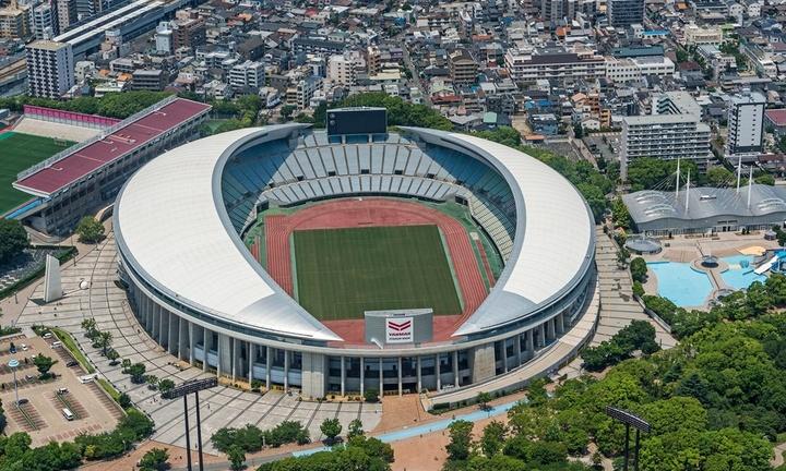 Yanmar Stadium Nagai