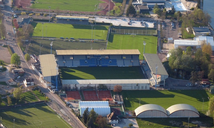 Stade de l'Abbé Deschamps