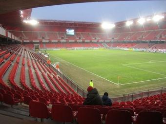 Stade du Hainaut
