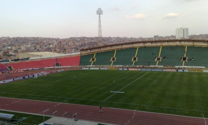 Estadio Olímpico Patria