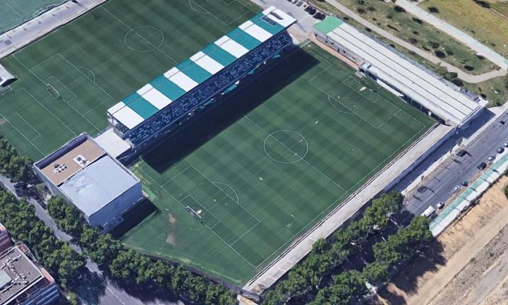 Ciudad Deportiva Luis del Sol