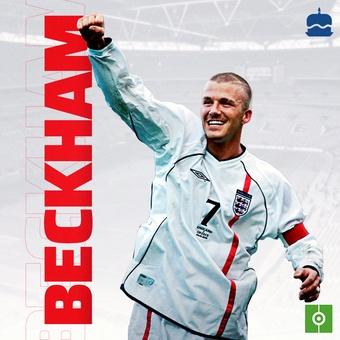 Cumpleaños David Beckham, 02/05/2021
