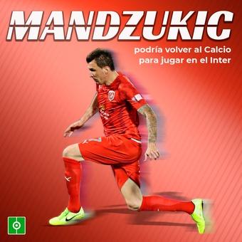 Mandzukic podría volver al Calcio, 26/11/2020
