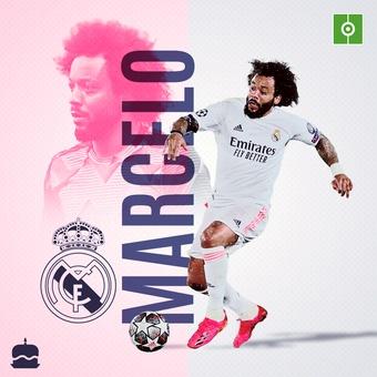 Cumpleaños Marcelo (Real Madrid), 12/05/2021