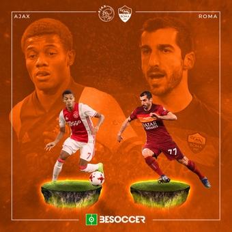 UEL: Ajax - Roma, 08/04/2021
