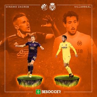 UEL: Dinamo - Villareal, 08/04/2021