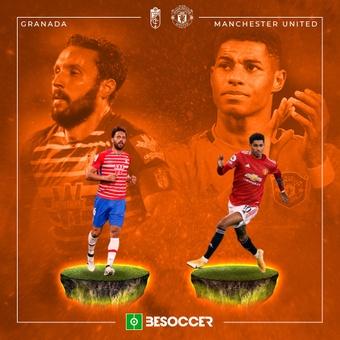 UEL: Granada-United, 08/04/2021