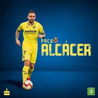 Birthday Paco Alcacer, 19/11/2020