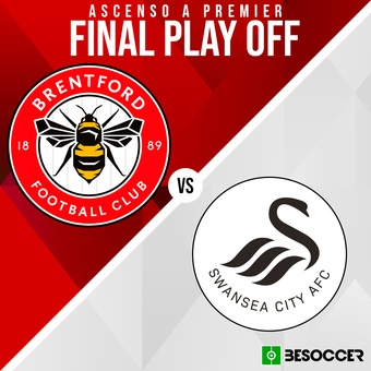 Brentford-Swansea, 29/05/2021