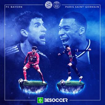 Previa: Bayern v PSG, 07/04/2021