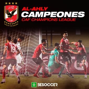 Al-Ahly campeón, 28/11/2020