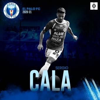 Sergio Cala - El Palo FC, 19/11/2020