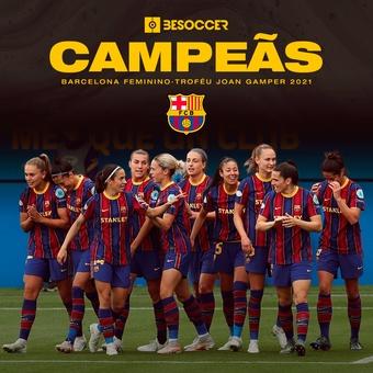 Campeas trofeu joan gamper, 08/08/2021