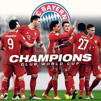 Bayern campeón mundialito, 11/02/2021