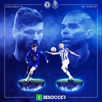 Previa UCL: Chelsea Porto, 13/04/2021