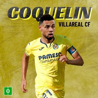 Coquelin - Villarreal CF, 19/11/2020