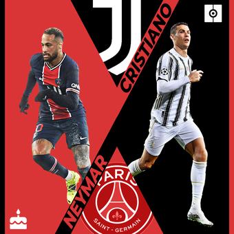 Cumple CR7 y Neymar, 05/02/2021