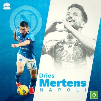 Dries Mertens Cumpleaños, 06/05/2021