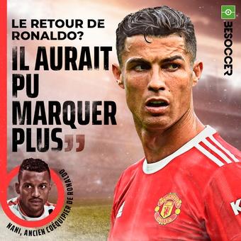 Le retour de Ronaldo ? Il aurait pu marquer plus, 15/09/2021