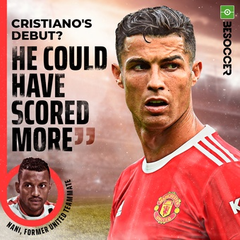 Cristianos debut? He could have scored more, 15/09/2021