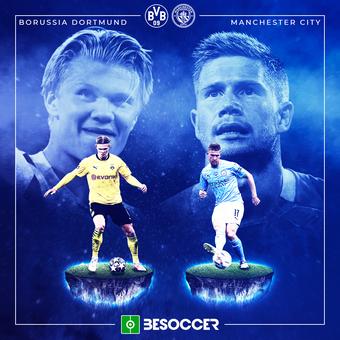 Previa Borussia - City, 14/04/2021