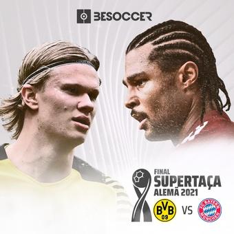 Final da Supertaca Alema 2020/21, 17/08/2021