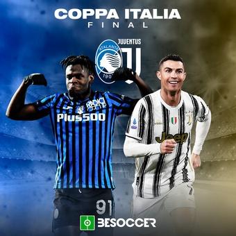 Finalistas Coppa Itialia, 10/02/2021