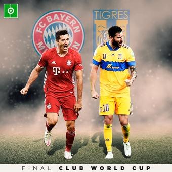 Final mundial clubes, 09/02/2021