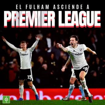 Fulham asciende a Premier League, 19/11/2020