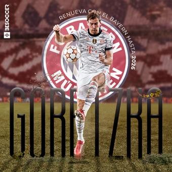 Goretzka renueva con el Bayern hasta 2026, 17/09/2021