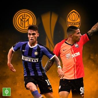 Inter VS Shakhtar Donetsk, 19/11/2020