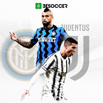 Previa Inter-Juve (Coppa Italia), 02/02/2021