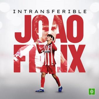 Joao Félix intransferible , 19/07/2021