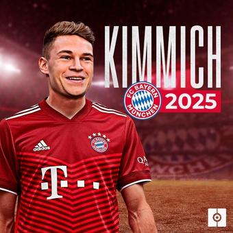 Kimmich Bayern 2025 portugués, 23/08/2021
