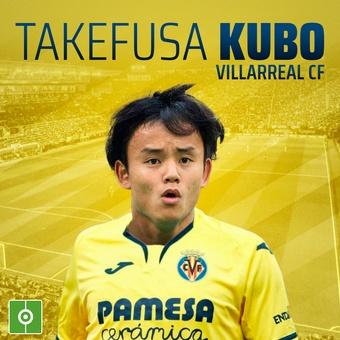 Takefusa Kubo - Villarreal CF, 19/11/2020