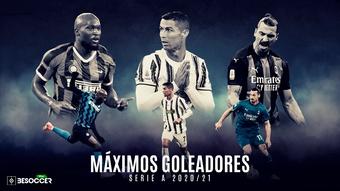 maximos goleadores serie A, 06/04/2021