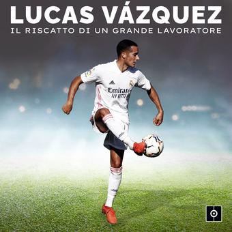 lucas vazquez frase, 02/03/2021