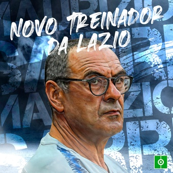 Maurizio novo treinador da Lazio, 10/06/2021