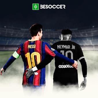 Neymar se pierde la ida vs Barcelona, 11/02/2021