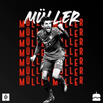 Compleanno di Müller, 26/11/2020