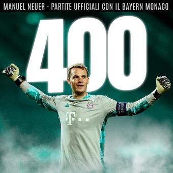 neuer400, 21/11/2020
