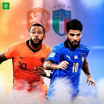 Pays-Bas - Italie, 18/11/2020