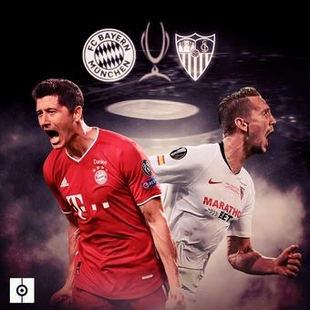 Supercoppa UEFA, 18/11/2020