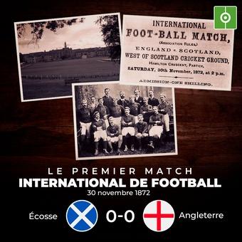 Primer partido internacional, 30/11/2020