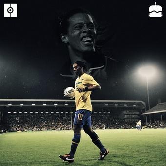 Cumple Ronaldinho, 21/03/2021