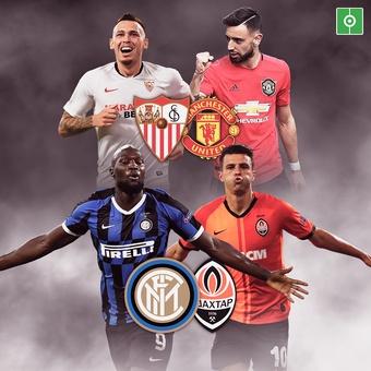 Semifinales Europa League 2020, 26/11/2020