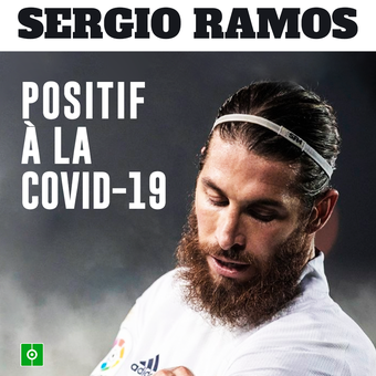 sergio ramos positivo por covid, 13/04/2021