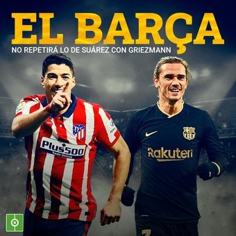 Barça no repetirá el caso de Suárez, 12/07/2021